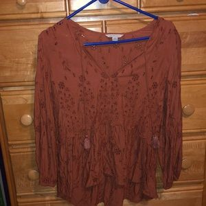 American Eagle blouse